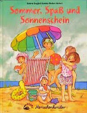 Sommer, Spaß und Sonnenschein von Jöcker,  Detlev, Krauss,  Susanne, Seyffert,  Sabine