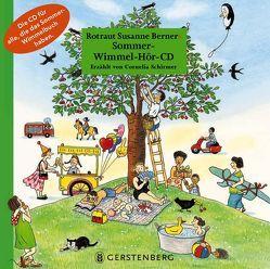 Sommer-Wimmel-Hör-CD von Berner,  Rotraut Susanne, Naumann,  Ebi, von Henko,  Wolfgang