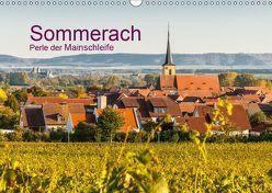Sommerach – Perle der Mainschleife (Wandkalender 2019 DIN A3 quer) von Blome,  Dietmar