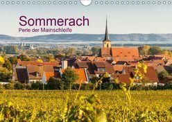 Sommerach – Perle der Mainschleife (Wandkalender 2019 DIN A4 quer) von Blome,  Dietmar