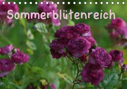 Sommerblütenreich (Tischkalender 2019 DIN A5 quer) von Meister,  Andrea
