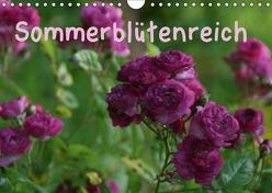 Sommerblütenreich (Wandkalender 2019 DIN A4 quer) von Meister,  Andrea