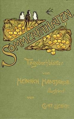 Sommerfahrten von Hansjakob,  Heinrich