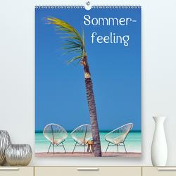 Sommerfeeling (Premium, hochwertiger DIN A2 Wandkalender 2020, Kunstdruck in Hochglanz) von Hornecker,  Frank