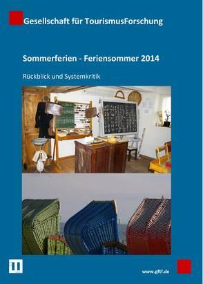 Sommerferien – Feriensommer 2014 von Linne,  Martin
