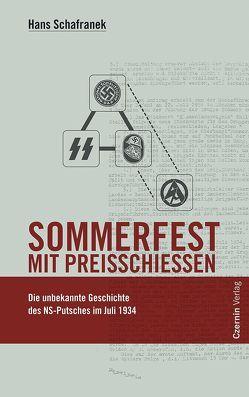 Sommerfest mit Preisschießen von Schafranek,  Hans