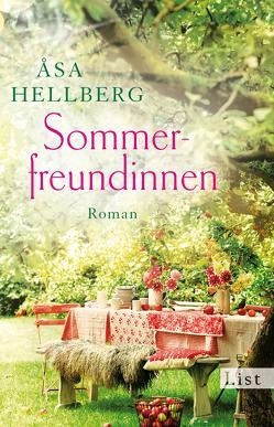 Sommerfreundinnen von Hellberg,  Åsa, Houtermans,  Sarah
