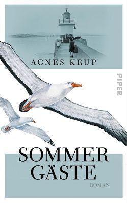 Sommergäste von Krup,  Agnes