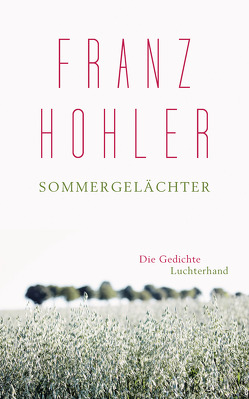 Sommergelächter von Hohler,  Franz