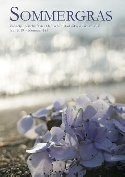 Sommergras 125 von Haiku-Gesellschaft,  Deutsche