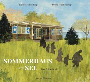 Sommerhaus am See von Harding,  Thomas, Teckentrup,  Britta