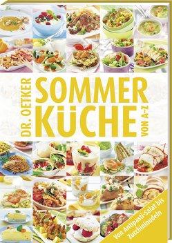 Sommerküche von A – Z von Dr. Oetker