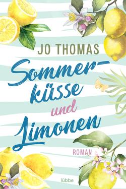Sommerküsse und Limonen von Reichart-Schmitz,  Gabi, Thomas,  Jo
