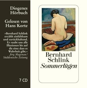 Sommerlügen von Korte,  Hans, Schlink,  Bernhard