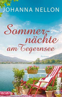 Sommernächte am Tegernsee von Nellon,  Johanna
