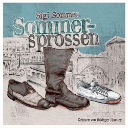 Sommersprossen von Sommer,  Sigi