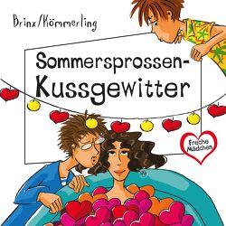 Sommersprossen-Kussgewitter von Brinx,  Thomas, Kömmerling,  Anja, Schepmann,  Hannah