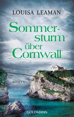 Sommersturm über Cornwall von Bezzenberger,  Marie-Luise, Leaman,  Louisa