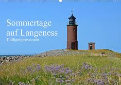 Sommertage auf Langeness (Wandkalender 2020 DIN A2 quer) von Sarnade