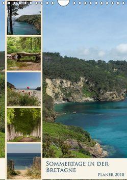 Sommertage in der Bretagne (Wandkalender 2019 DIN A4 hoch) von Beuck,  AJ