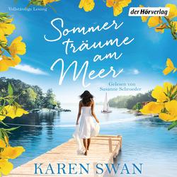 Sommerträume am Meer von Schroeder,  Susanne, Swan,  Karen, Wittich,  Gertrud