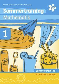 Sommertraining Mathematik 1 von Heiss,  Carina, Schroffenegger,  Thomas