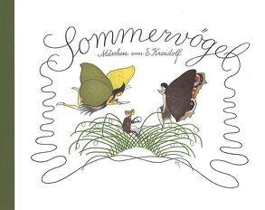 Sommervögel von Kreidolf,  Ernst