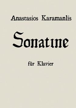 Sonatine von Karamanlis,  Anastasios