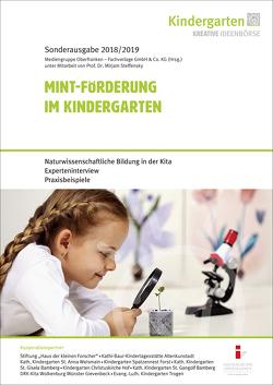 MINT Förderung im Kindergarten von Lepold,  Marion, Steffensky,  Prof. Dr. Mirjiam