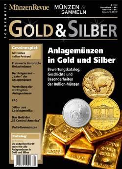 Sonderheft Gold & Silber von MünzenRevue,  Münzen & Sammeln