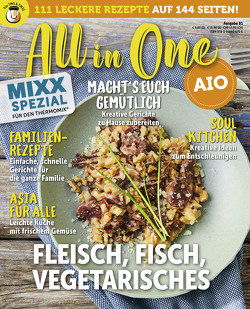 Sonderheft MIXX: All in one