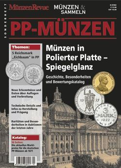 Sonderheft: Münzen in Polierter Platte – Spiegelglanz von MünzenRevue,  Münzen & Sammeln