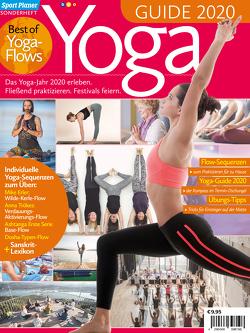 Sonderheft Yoga Guide 2020 – Best of Yoga-Flows von bpa media GmbH, Schmitt-Krauß,  Adriane