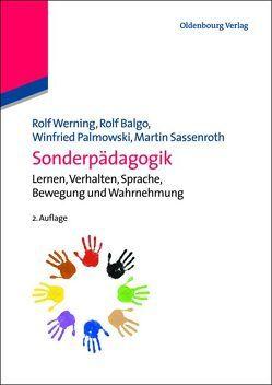 Sonderpädagogik von Balgo,  Rolf, Palmowski,  Winfried, Sassenroth,  Martin, Werning,  Rolf
