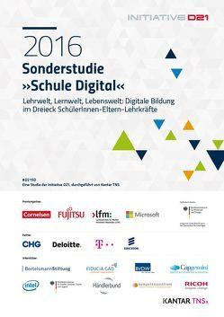"""Sonderstudie """"Schule Digital"""""""