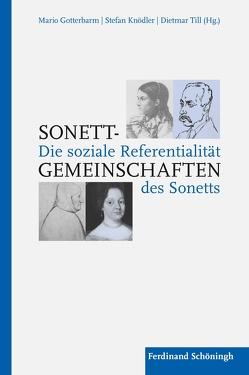 Sonett-Gemeinschaften von Gotterbarm,  Mario, Knoedler,  Stefan, Till,  Dietmar