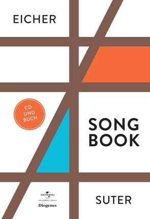Song Book von Eicher,  Stephan, Suter,  Martin