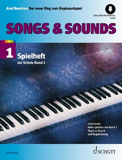 Songs & Sounds von Benthien,  Axel