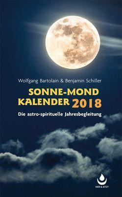 Sonne-Mond Kalender 2018 von Bartolain,  Wolfgang