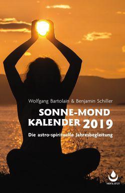 Sonne-Mond Kalender 2019 von Bartolain,  Wolfgang