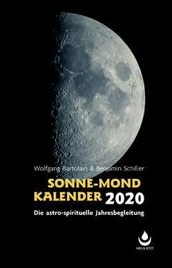 Sonne-Mond Kalender 2020 von Bartolain,  Wolfgang
