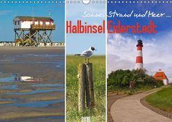 Sonne, Strand und Meer … Halbinsel Eiderstedt (Wandkalender 2019 DIN A3 quer) von DESIGN Photo + PhotoArt,  AD, Dölling,  Angela