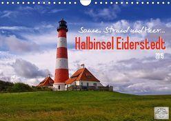 Sonne, Strand und Meer … Halbinsel Eiderstedt (Wandkalender 2019 DIN A4 quer) von DESIGN Photo + PhotoArt,  AD, Dölling,  Angela