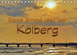 Sonne Strand und Meer in Kolberg (Tischkalender 2019 DIN A5 quer) von Michalzik,  Paul