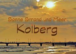 Sonne Strand und Meer in Kolberg (Wandkalender 2019 DIN A3 quer) von Michalzik,  Paul