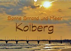 Sonne Strand und Meer in Kolberg (Wandkalender 2020 DIN A3 quer) von Michalzik,  Paul