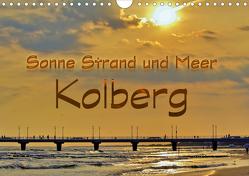 Sonne Strand und Meer in Kolberg (Wandkalender 2020 DIN A4 quer) von Michalzik,  Paul