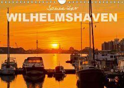 Sonne über Wilhelmshaven (Wandkalender 2019 DIN A4 quer) von www.geniusstrand.de,  ©