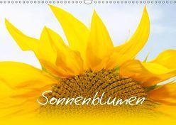 Sonnenblumen – die Blumen der Lebensfreude (Wandkalender 2019 DIN A3 quer) von Ziehr,  Maria-Anna