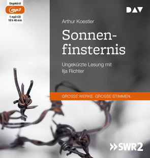Sonnenfinsternis von Koestler,  Arthur, Richter,  Ilja